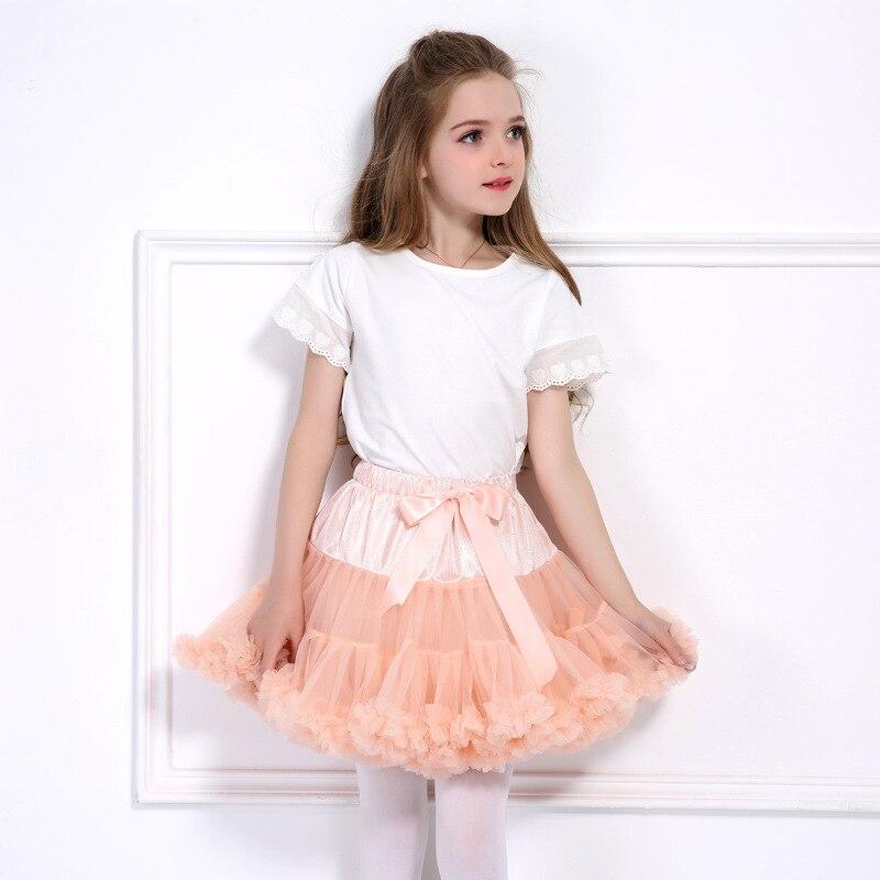 Chaffare meisjes rok baby tutu pluizige rokken kinderen fancy - Kinderkleding - Foto 5