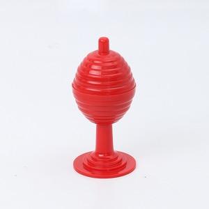 Image 4 - 1 סט חרוזים ללכת לא עקבות קסם כוס פאזל חידוש צעצועי ילדי תקריב אבזרי קסם