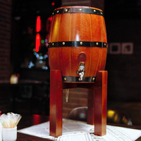 3 Liters OAK Wooden Beer Barrel BT23