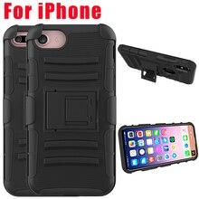 I phone 8 plus case For apple iphone case 8 plus cover coque cases bumper 7 x 7plus 8plus silicone luxury Black