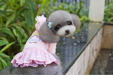 A299 Sweety Pet Dog Clothes Pets Coats Soft Cotton Puppy Dog Hoodie Clothes Lovely Dog baby Sweater Costumes