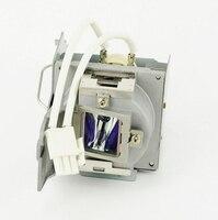 Frete grátis! lâmpada desencapada original com habitação 5j. jac05.001 para projetores benq mx823st