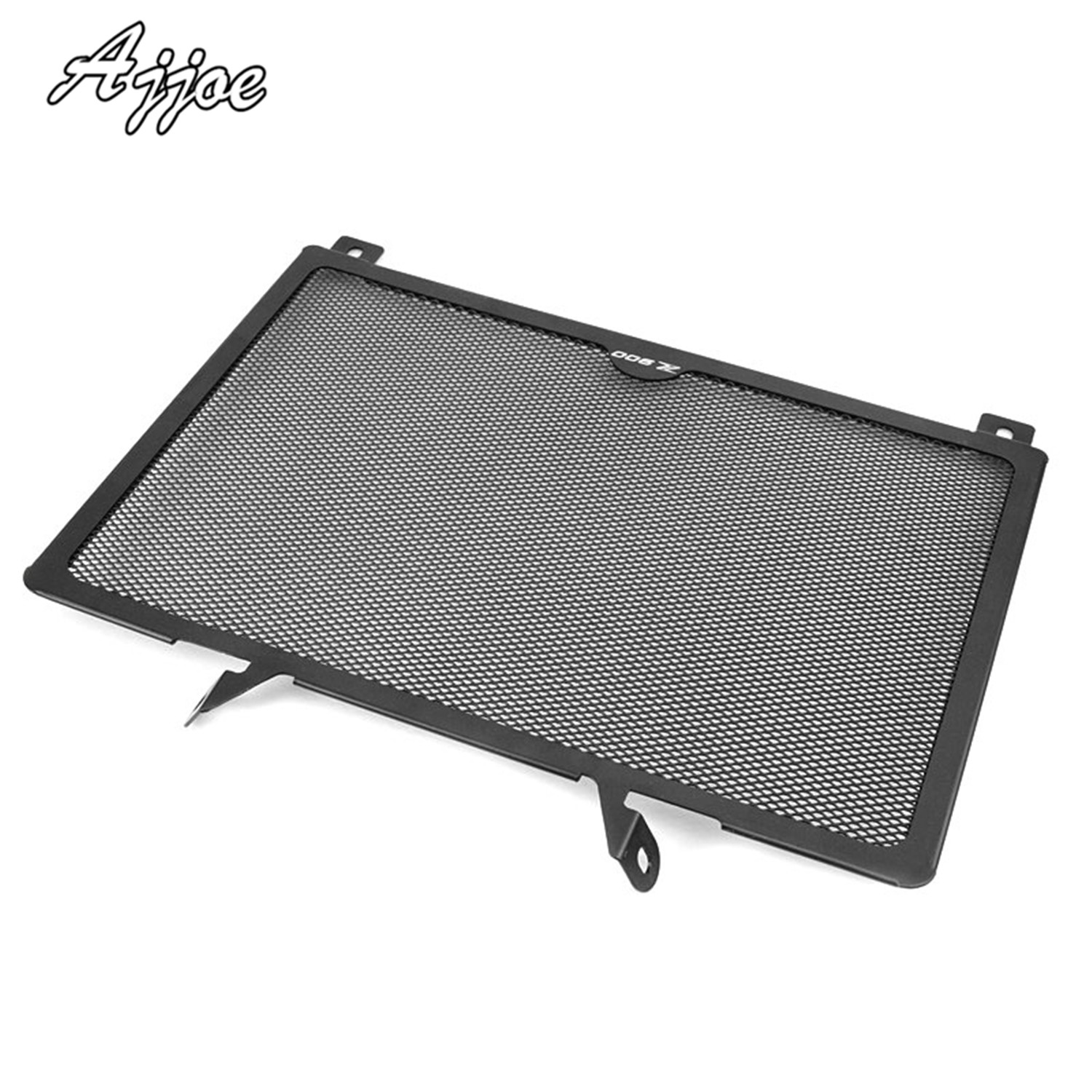 Motorcycle Radiator Grille Guard Protector Cover For Kawasaki Z900 2017 2018 Z900RS 2018Motorcycle Radiator Grille Guard Protector Cover For Kawasaki Z900 2017 2018 Z900RS 2018