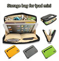 Hot Brand BUBM Digital Storage Bag For ipad mini 1/2/3/4, Case For7 inch MID Tablet, Disk USB Cable Card Hand Bag.Free Shipping.