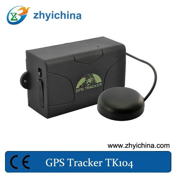 US $83 16 |amazon com Geo fencing control Low battery alert Speeding alert  Movement alarm GPS mini tracker TK104-in GPS Trackers from Automobiles &