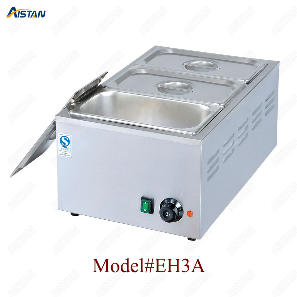 EH1A electric bain marie food warmer machine for hotel and restaurant 4