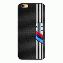 Hard Plastic Case for BMW Fans for iPhone