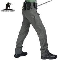 Tactical Clothing Men Cargo Pants IX7 Military Trousers Winter Warm Camouflage Army Fleece Pants Airsoft Paintball
