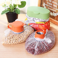 цена на Free shipping big bag cap Lid sealing device multifunctional food sealing cover buckle Large bag cap
