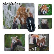 Коврик для мыши maiyaca red panda удобный маленький игровой