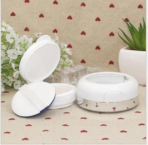 Image 2 - 1pcs 15G DIY Beauty Make Up Case Air Cushion Sponge Powder Puff Empty Box Liquid Foundation BB Cream Sponge