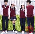 Korean school uniform Lovers uniforms School uniform for girls Uniforme escolar