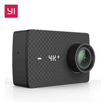 YI 4K+ Action Camera Sports Cam with 4k/60fps Resolution EIS Live Stream Voice Control 12MP Raw Image