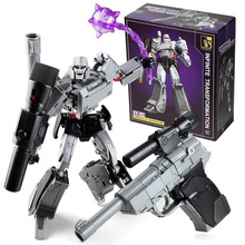 Transformation Galvatron MGTron IT-01 MP36 MP-36 Emperor of Destruction it01 KO Collection Action Figure Robot Toys transformation the last knight galvatron mp36 mw 002t mw 001 t mp 36 movie 5 alloy oversize figure robot toys