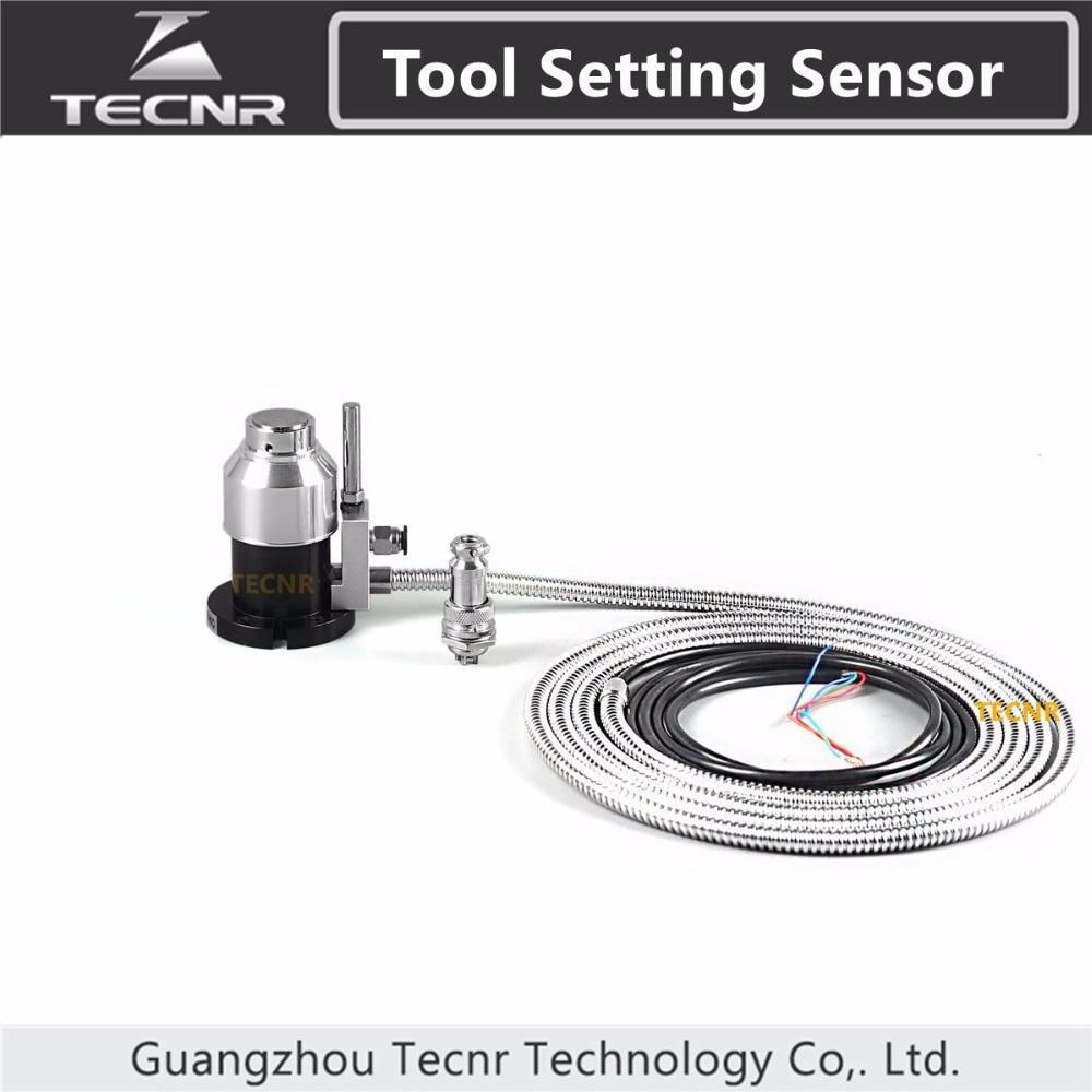 TECNR 高精度自動ツールセンサーツール自動チェックトゥル Z 軸ゲージ cnc ルータ  グループ上の ツール からの 木工機械部品 の中 2