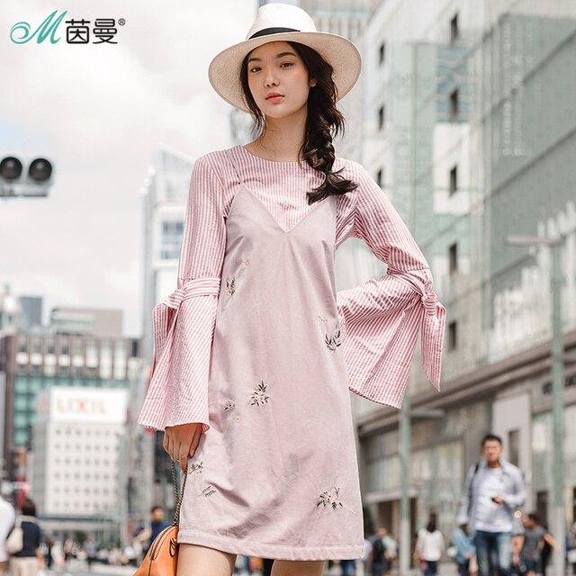c62d366cd04299 À vendre INMAN robe sans bretelles à manches longues noeud papillon ...