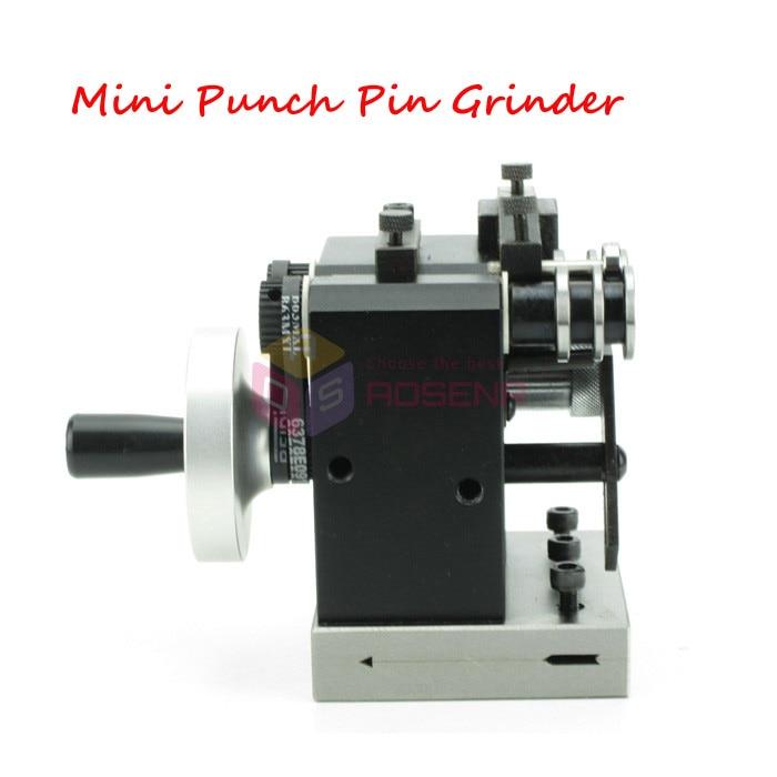 High Precision Manual Punch Grinding Machine Former Grinder Φ1.5~25mm 0.008mm