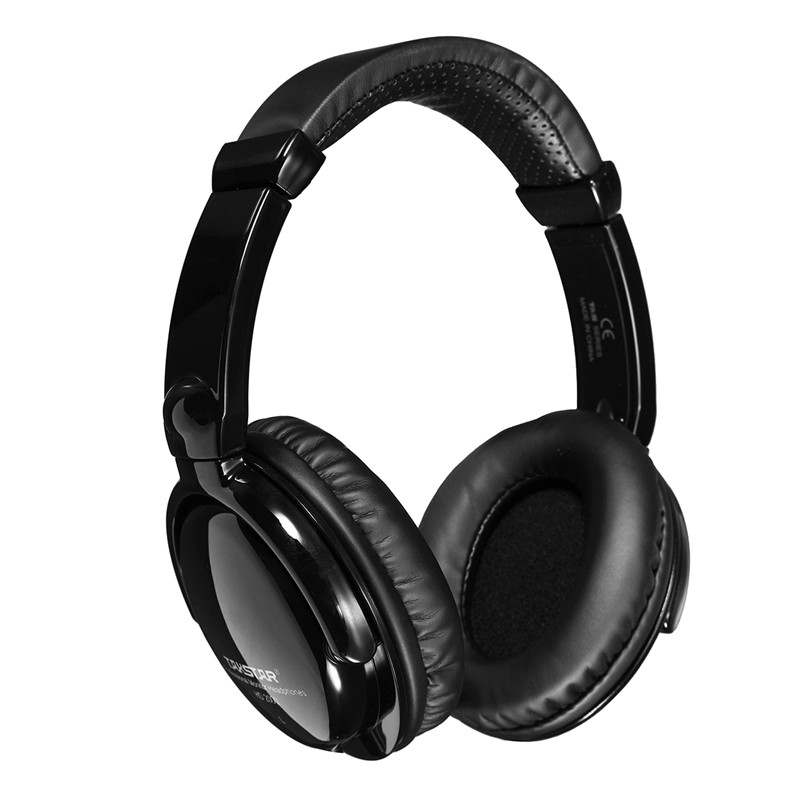 Professional Studio Headphone Monitor Gaming Headphone 3D DJ Stereo Headphones 3.5 mm AUX Powerful Sound Headset for Phone PC
