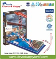 Hot Seller Educational DIY Golden Gate Bridge 3D Puzzle Building Model