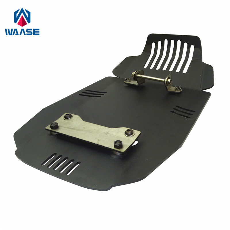 waase Engine Guard Skid Plate Protector 4mm Thickness For BMW R Nine T 2013 2014 2015