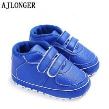 Детские кроссовки ajlonger весенние для новорожденных мальчиков