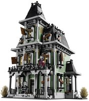 Lepin 16007 2141Pcs Monster Fighter The Haunted House Model Set Building For Kit DIY Educational Gift