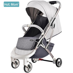 Folding Stroller Baby Cart Hotmom Children's Lie And The on Can-Sit