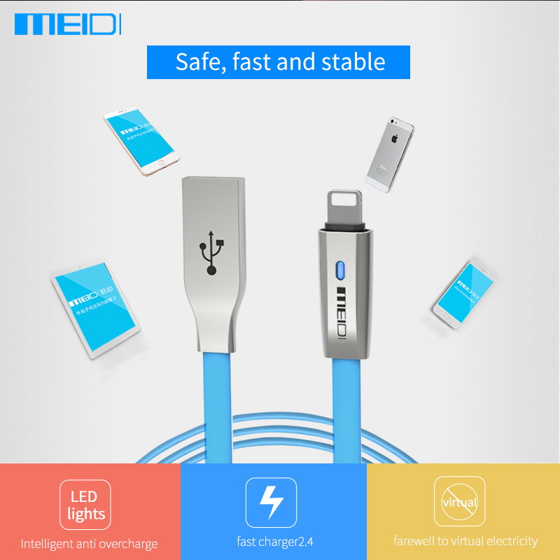 MEIDI Usb-kabel Typ-C Micro Android Port Schnelle Ladekabel 1 mt Daten-synchronisierungs-kabel für Android Xiaomi Samsung HTC Huawei