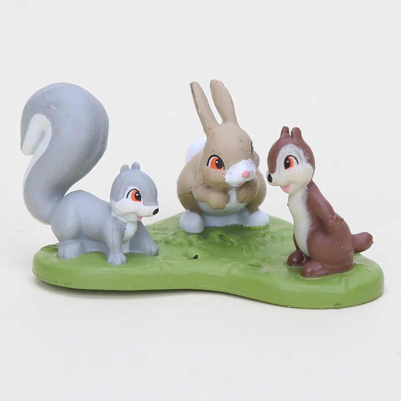 Figura de brinquedo dos desenhos animados Da Princesa branca de Neve Branca de Neve e os Sete Anões Rainha Príncipe Figura Figura Animal Cão Carro Decaortion brinquedos