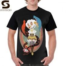 Madoka Magica T Shirt Chomp CHOMP T-Shirt Short Sleeve Print