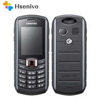 B2710 Original desbloqueado Samsung B2710 1300mAh 2MP GPS 2,0 pulgadas 3G teléfono móvil resistente al agua reacondicionado envío gratis