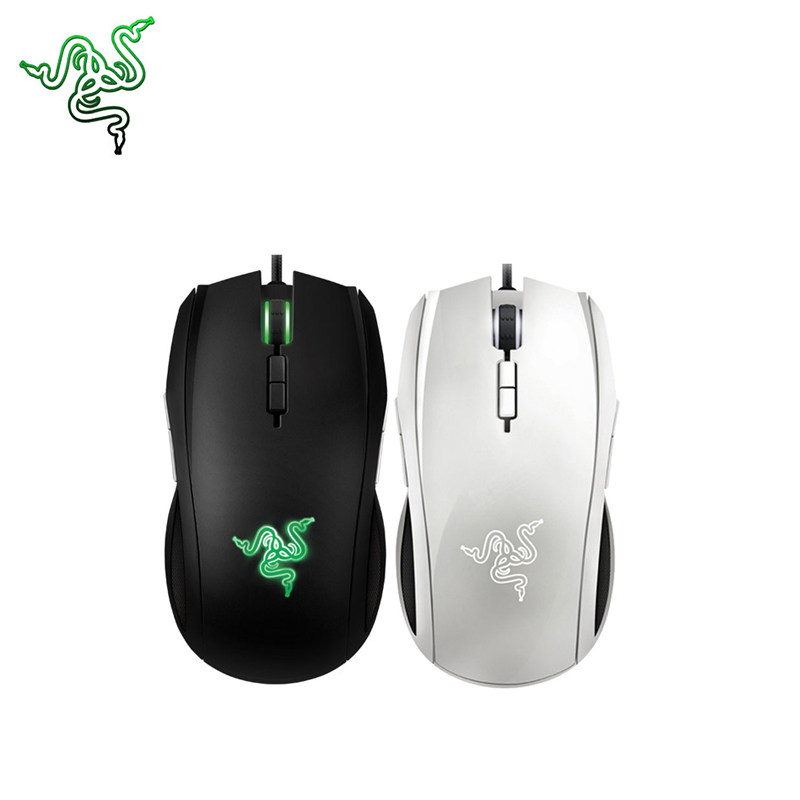 Razer Taipan 8200dpi Gaming Mouse Professional USB Mouse for Laptops 5 Buttons Mouse Gamer Support Official Verification razer taipan usb 2 0 wired 8200dpi dual sensor system laser gaming mouse black 200cm cable