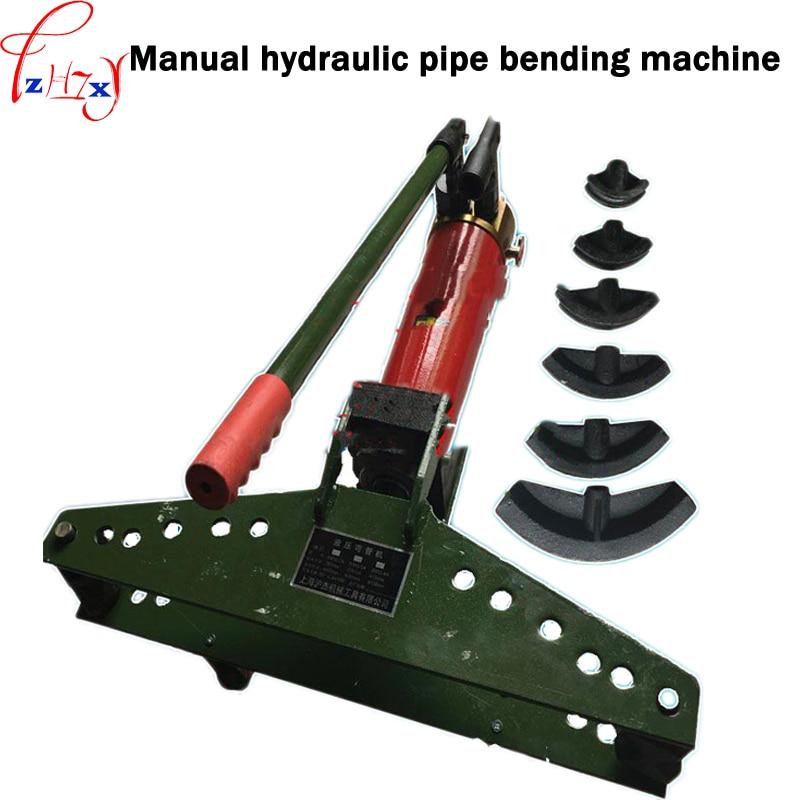 Hydraulic Pipe Bending Machines : Inch manual hydraulic pipe bending machine swg
