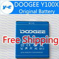 Doogee Y100X Battery New Original 2200mAh High Quality Battery Backup Bateria Batterij For DOOGEE NOVA Y100X- Free Ship In Stock