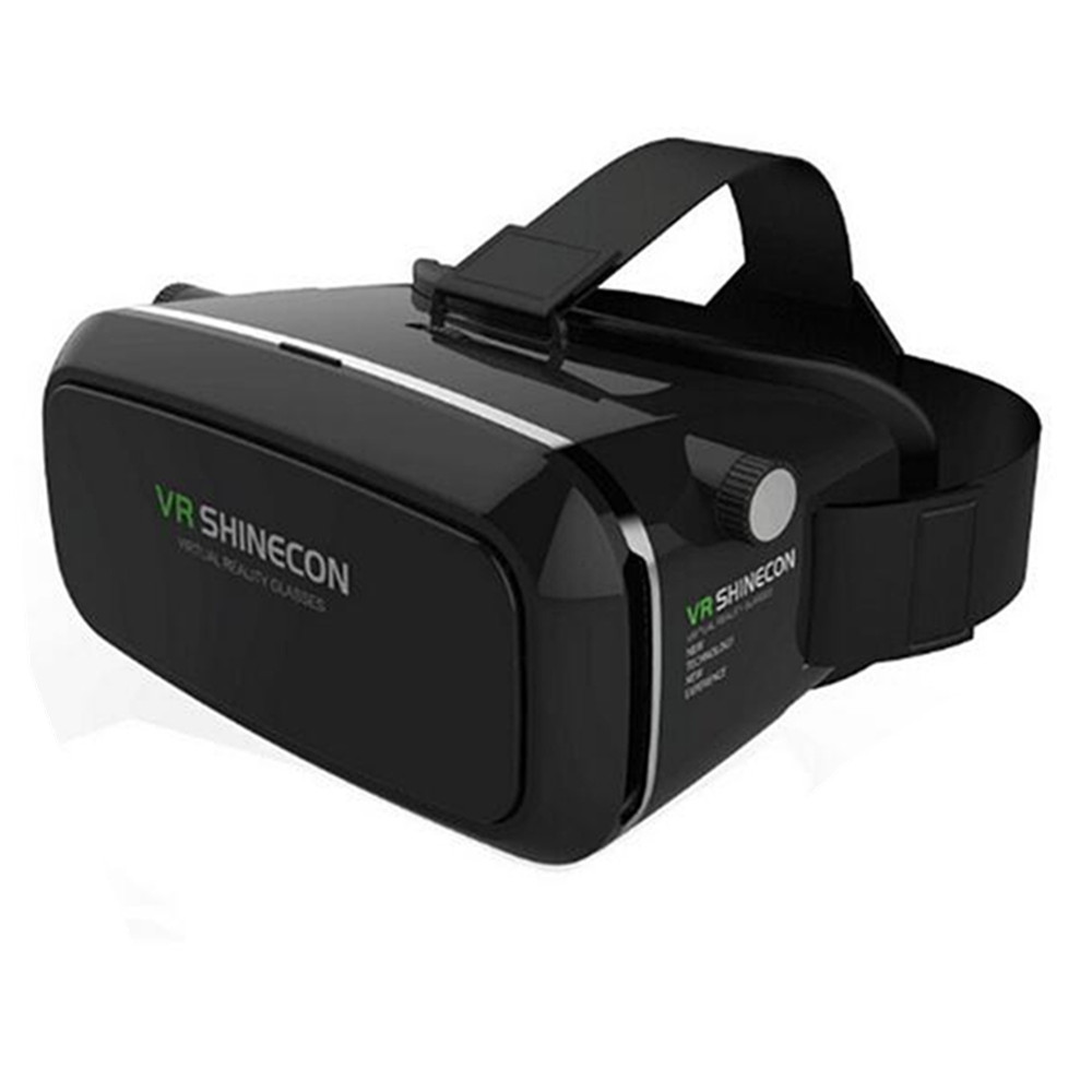 VR Virtual Reality 3D Glasses Headset Head Mount 3D Movies Games For 3 5 6 0