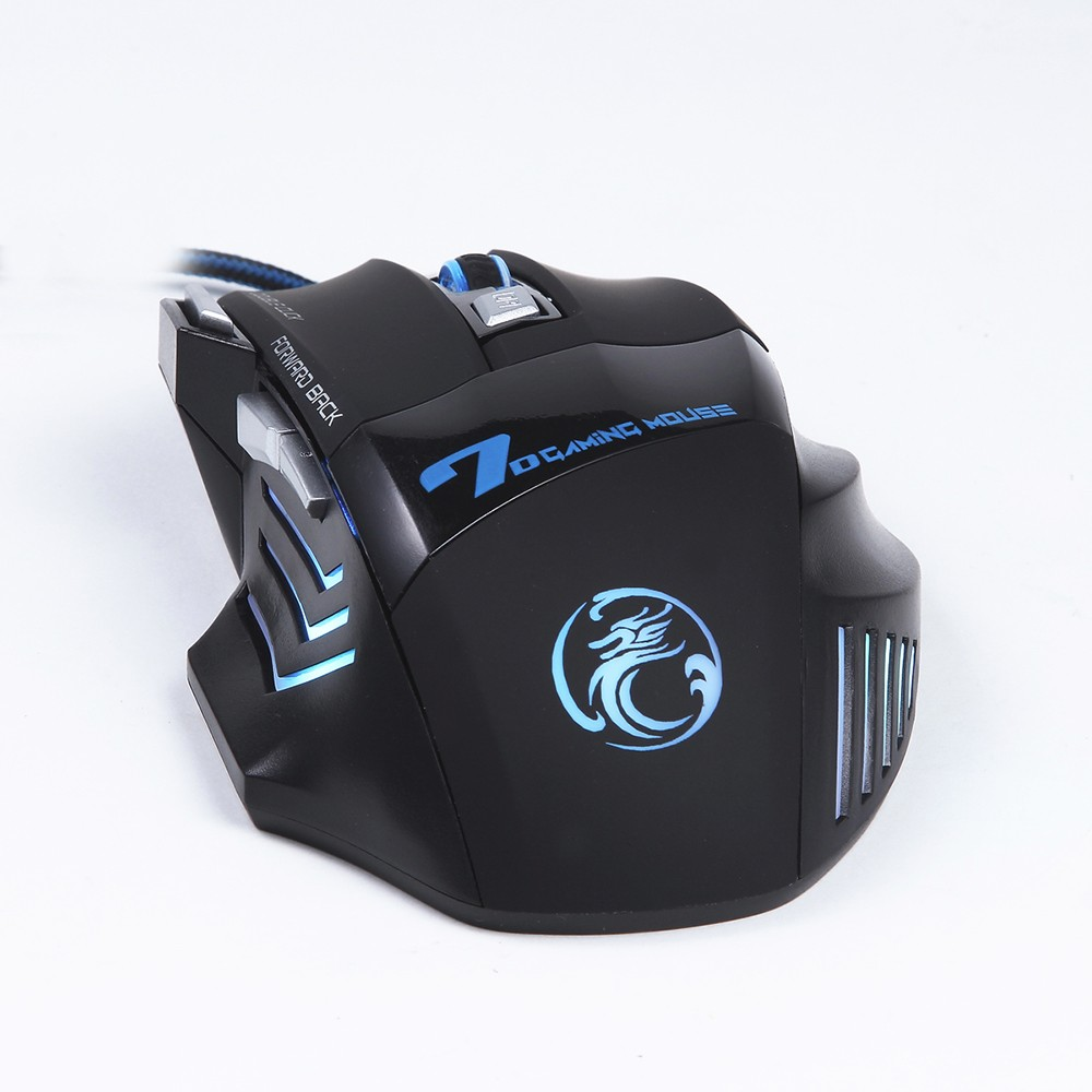 Professional Gaming Mouse with 7 Buttons
