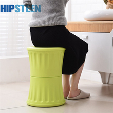 HIPSTEEN 2Pcs Durable Multifunctional Plastic Storage Stool Simple Style Household Toy Storage Box - Green & Popular Plastic Storage Stool-Buy Cheap Plastic Storage Stool lots ... islam-shia.org