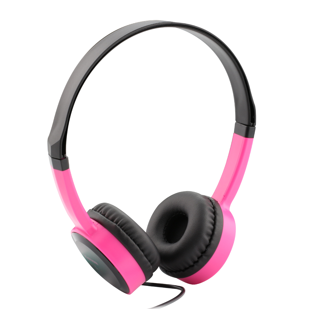 2016 Stereo Heavy Bass DJ Headset Headband Girls Auriculares With Mic Kanen IP-350 Gaming Headphone For Computer PC Gamer Mobile