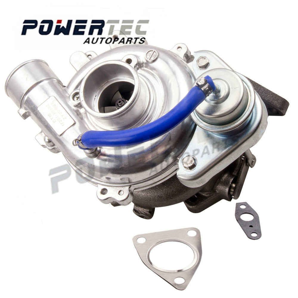 For Toyota Hiace Hilux 2.5 D4D 2KD-FTV 75 KW 102hp 2001- 17201-0L030 Balanced turbo charger complete turbine fill 17201-30030