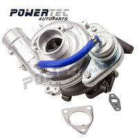For Toyota Hiace Hilux 2.5 D4D 2KD FTV 75 KW 102hp 2001 17201 0L030 Balanced turbo charger complete turbine fill 17201 30030