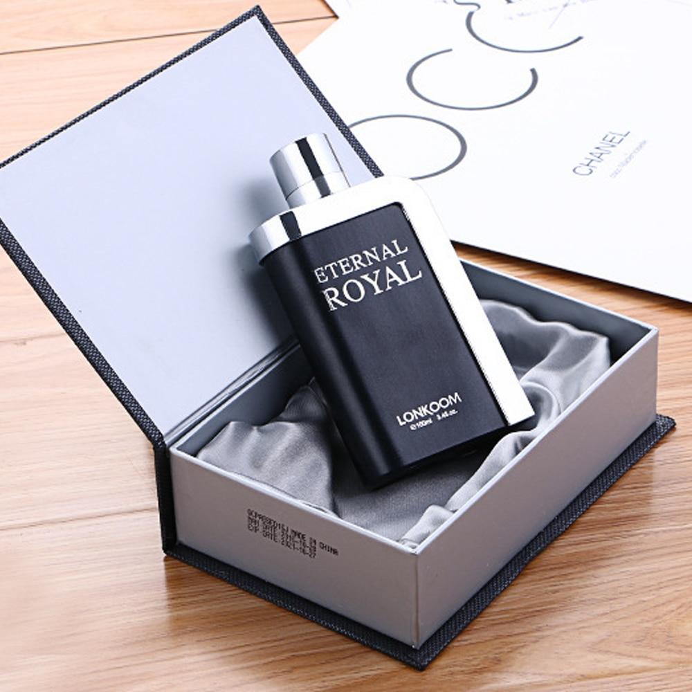 Jean Di Miss 100 Ml Profumato Per Gli Uomini Portable Box Classico Parfum Masculino Fresco Per Il Corpo Profumo Di Vetro Dello Spruzzo Bottiglia Di Profumo Maschile M24 Design Moderno
