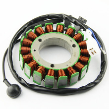 Motorcycle Ignition Magneto Stator Coil for YAMAHA XV750 Virago750 1988-1997 Engine Generator