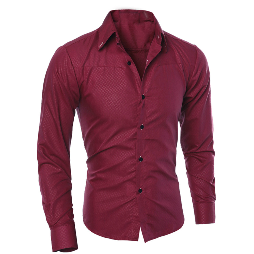Herrenbekleidung & Zubehör Hemden Plus Größe Sommer Streetwear Männer Shirt Schwarz Herren Shirts Casual Slim Fit Langarm-shirt Männer Kleidung Camisa Masculina 2019