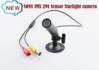 NEW HD Mini AHD Analog High Definition Surveillance Camera 2 0MP 1080P SONY IMX291 Sensor Starlight