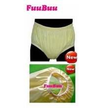 Die Shorts/incontinence-Products ABDLL Diapers/waterproof Man Fuubuu2217-Yellow-S-1pcs