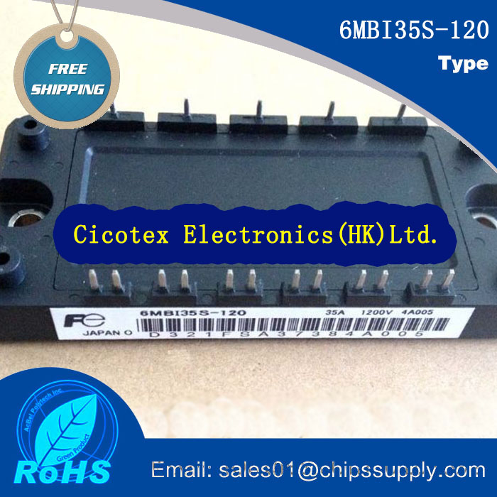 6MBI35S-120 35S-120 MODULE IGBT6MBI35S-120 35S-120 MODULE IGBT