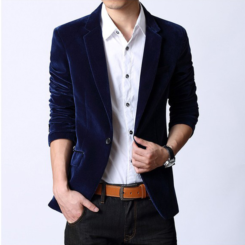 Velvet Blazers For Men | Fashion Ql