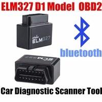 High Quality Car Diagnostic Scanner Tool Mini Version V2 1 ELM327 OBD 2 Scanner Bluetooth Supports