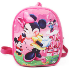 High Quality Children School Bag Plush Cartoon Toy Baby Backpack Boy Gril Bags Gift baby student bags lovely