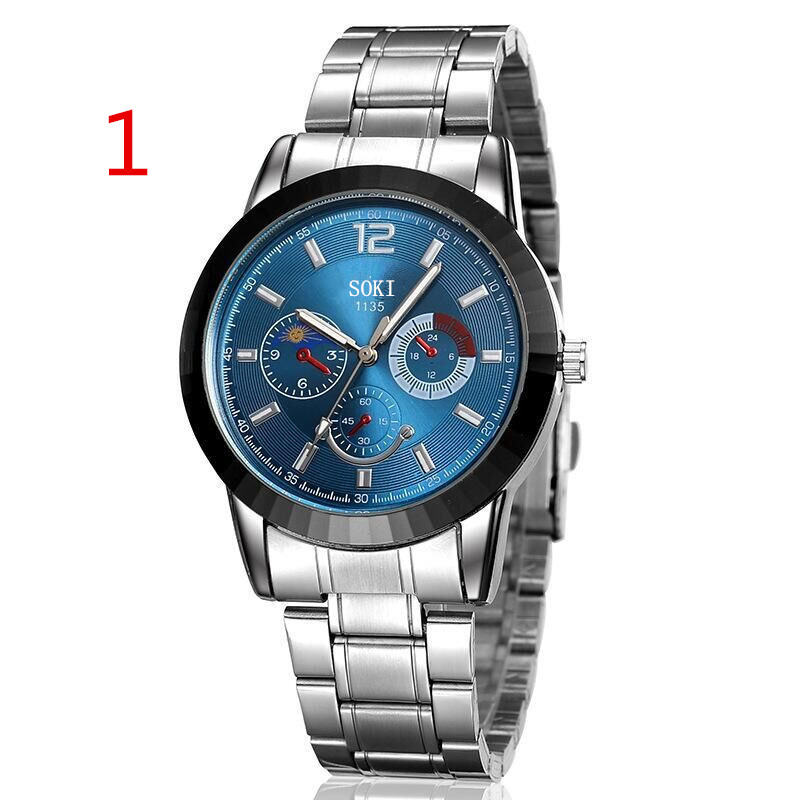 In 2018, the new top men's business watch is of exquisite workmanship and noble temperament. 62